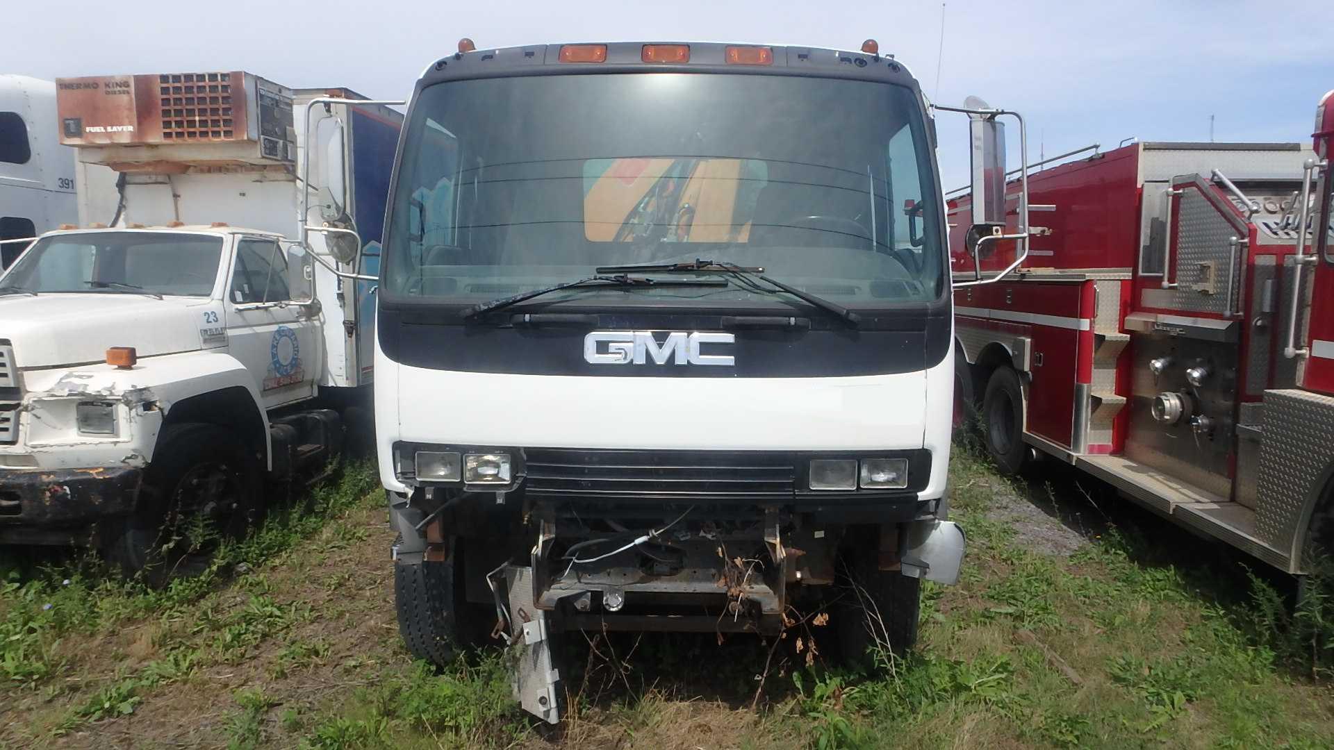 1998 GMC T7500