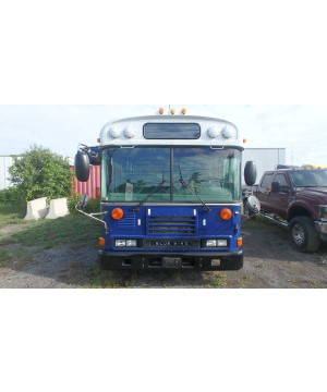 2008 Blue Bird Bus All American