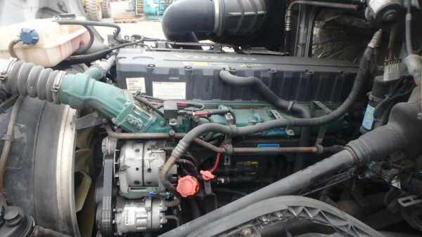 2007 Volvo VED12-465 465hp