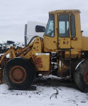 1986 Fiatallis FR10 Wheel Loader