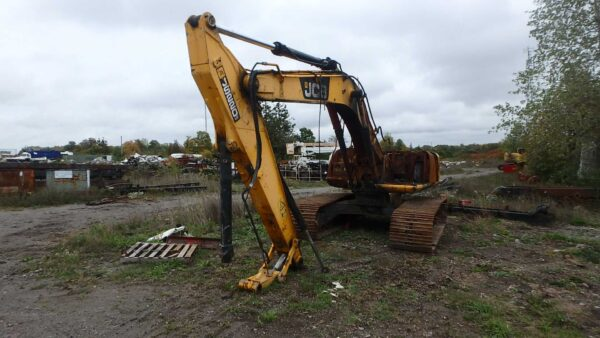 2014 JCB JS220LC Excavator